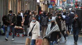 'Like Vesuvius erupting': German govt hopes to avoid 'complete economic standstill' but hospitals risk being overwhelmed