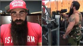 'Free men don't ask permission': New Jersey gym owner DEFIES Covid closure orders despite facing '$1.2 MILLION in fines' (VIDEO)