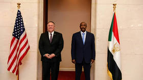 US removes Sudan from 'state sponsors of terrorism' list amid warming Israeli-Arab ties