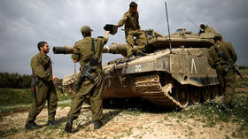 Trigger-happy: Israel says it 'accidentally' fired TANK SHELL at Gaza in 2nd similar incident in weeks