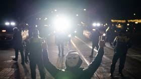 'Rutte f**k off': Several arrested during Netherlands protest as hard lockdown comes into force