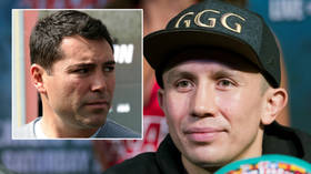 'You know how dirty his mouth is': Boxing star Golovkin warns he would 'seize opportunity' to 'legally kill' ex-champ De La Hoya