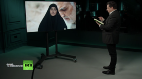 'Trump is the monster, not my father': Daughter of slain Iranian General Qassem Soleimani speaks to RT