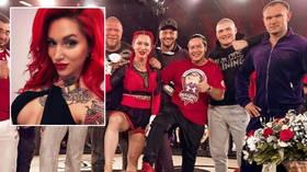 'They'll match us together soon': Bellator sensation Avsaragova talks chances of fan-friendly fight with 'beautiful' Loureda