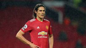 'Making something out of nothing': Man United forward Cavani charged with misconduct over 'negrito'  social media post