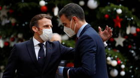 World leaders self-isolate after Emmanuel Macron tests positive for Covid-19
