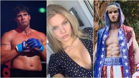 Marvel-ous: YouTube boxing rookie Logan Paul targets 'Thor' star Hemsworth after Mayweather fight