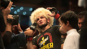 'This award means a lot': Khabib grateful as he scoops prestigious BBC World Sport Star award
