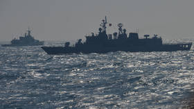 Who is provoking who? US Navy says Russia 'threat to peace' as Moscow switches on system designed to spot NAVAL INVASIONS