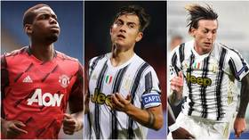Pog-back? Juventus to test Manchester United's Paul Pogba resolve by offering TWO players in potential swap deal – reports