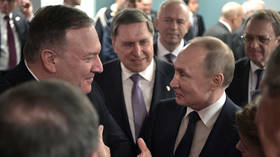 Pompeo labels Putin 'enemy' of freedom as Trump era ends in war of words with Russia