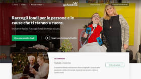 GoFundMe fined €1.5mn by Italian watchdog for deceptive fees and commissions on crowdfunding donations