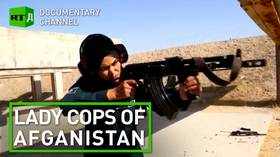 Lady Cops of Afghanistan