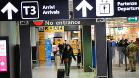Covid mutation behind UK travel bans FOUND IN ITALY, health ministry says