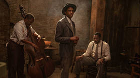 Oscar-worthy Chadwick Boseman saves his best for last in 'Ma Rainey's Black Bottom', but it's a muddled misfire of a movie