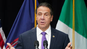 'Santa's going to be very good to me,' NY Gov. Cuomo says, praising himself for 'working hard'