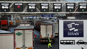 'There is plenty of food': UK home secretary warns against panic buying as border crossing stays closed over new Covid-19 strain