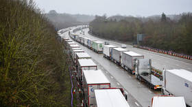 MPs brand BoJo 'liar' as PM's claim of 170-lorry Covid backlog at French border morphs into 1,500