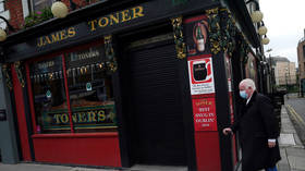 Safe to assume new Covid-19 mutation 'is already here': Ireland's PM announces shutdown of pubs and restaurants amid new fears