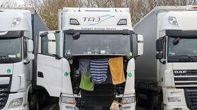 UK-France travel to resume as thousands of lorry drivers stranded after border closures amid Covid-19 mutation