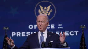 'One-horse pony': Joe Biden continues to baselessly insist Hunter allegations are 'Russian disinformation'