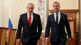 Putin signs legislation strengthening lifetime immunity from prosecution for former Russian presidents & their family members