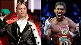 'Tick tock, tick tock': Tyson Fury stokes fears megafight with Joshua could COLLAPSE as deadline nears to secure venue