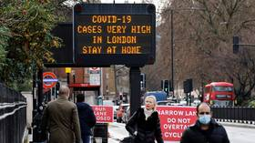 UK govt plunges millions more into most draconian Covid-19 measures amid record infections surge & new mutation