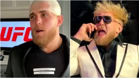 Jake Paul taunts MMA world with clip mocking 'small penis Dana White', Conor McGregor & others (VIDEO)