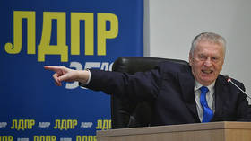 Russian MP Zhirinovsky suggests government offer money to discourage women from abortion, to help alleviate demographic crisis