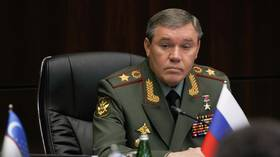 The real Gerasimov Doctrine: Russian Army chief says Moscow won't be drawn into arms race as Kremlin looks to cut defense costs