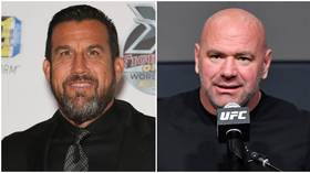 """Dana White wurde von UFC-Schiedsrichterlegende John McCarthy als """"Clickbait b * tch"""" bezeichnet"""