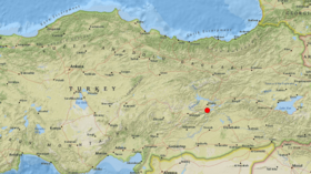 Shallow 5.5 earthquake hits eastern Turkey