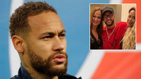 Football playboy Neymar under fire for reportedly 'hosting 500 guests at five-day party' as Brazil coronavirus deaths pass 190,000