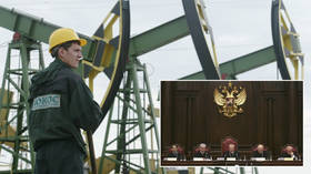 Russia can refuse to pay $50 billion bill to Yukos oligarchs, country's top court rules, as international legal battle rages on