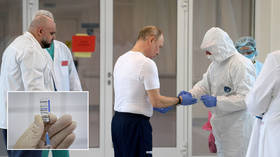 Putin ready to take Russian-made Covid-19 vaccine as regulators approve extension of Sputnik V rollout to all age groups - Kremlin