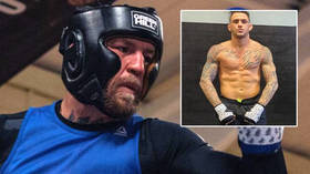 'He can shut off his lights very, very rapidly': McGregor coach Kavanagh sounds menacing warning to rival Poirier ahead of UFC 257