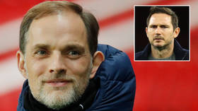 Chelsea owner Roman Abramovich eyeing axed PSG boss Thomas Tuchel ahead of crunch clash for Lampard against Aston Villa - reports