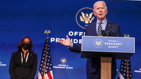 Biden laments 'hollowed out' bureaucracy, says US needs to 'rebuild' national security after Trump