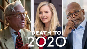 In a year ripe for satire, Netflix's predictable mockumentary Death to 2020 is proof of comedy's calamitous demise