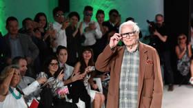 French fashion designer Pierre Cardin dies aged 98