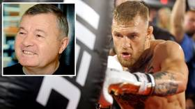 'The Muhammad Ali of the UFC': Conor McGregor's boxing coach hails UFC star's striking skills ahead of UFC 257 (VIDEO)