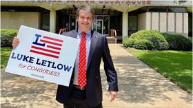 Newly-elected GOP Congressman Luke Letlow dies from Covid-19 at 41