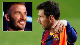 Miami nice: Beckham team alerted as Messi 'wants kids to study' near Barcelona legend's $5MN Porsche pad in Russian area of Miami