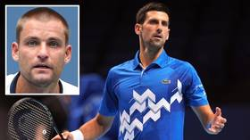'He just didn't play': Russian tennis veteran accuses Novak Djokovic of TANKING a match as Serb's turbulent 2020 comes to a close