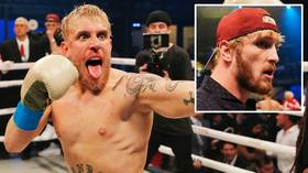 'My brother's f*cked!': Jake Paul SLAMS sibling Logan over Floyd Mayweather fight (VIDEO)