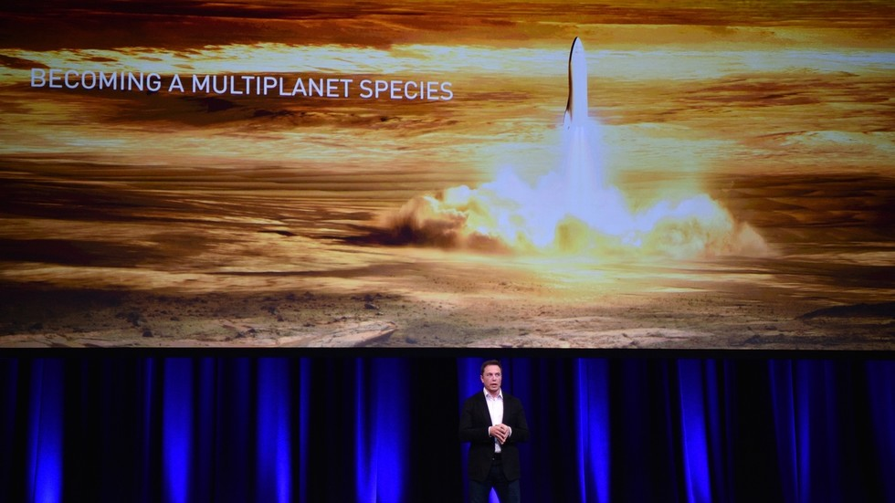 Musk's wealth keeps soaring, but he wants to ditch worldly possessions to colonize Mars