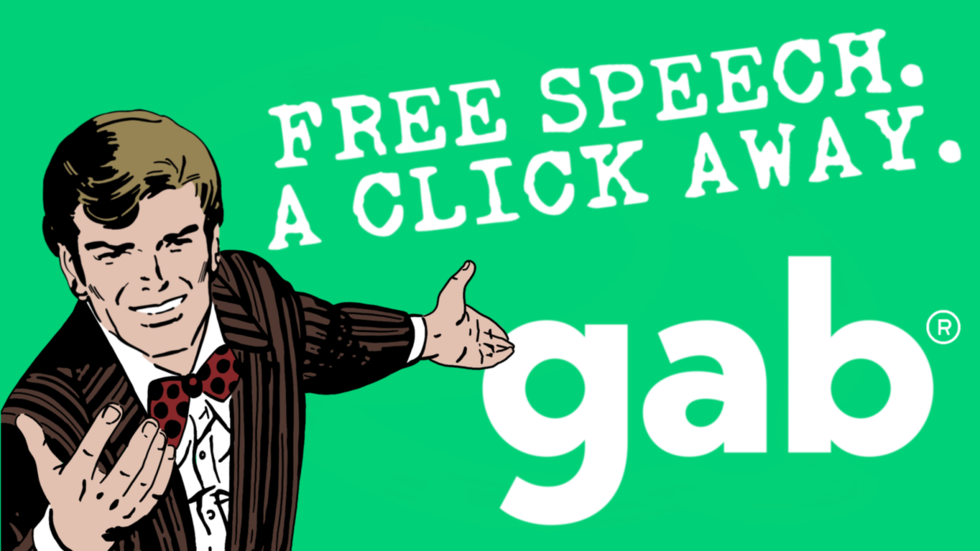 GAB Backed Up Trump's Twitter Account Before It Was Deleted – Is Reposting It