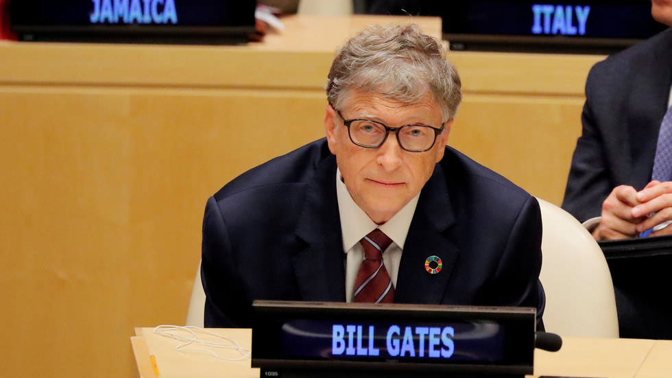 Bill Gates receives Covid-19 vaccine two days after...