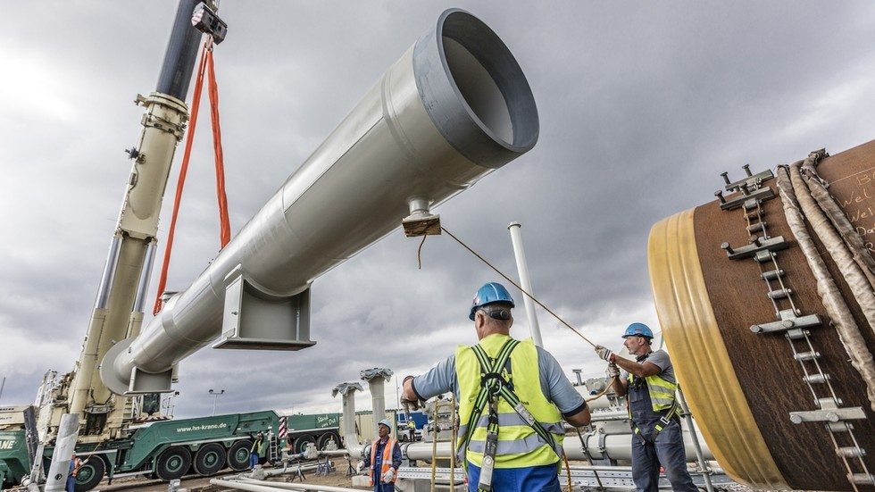 Halting Nord Stream 2 construction may result in legal battle, German minister warns